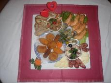 Jantar de São Valentim